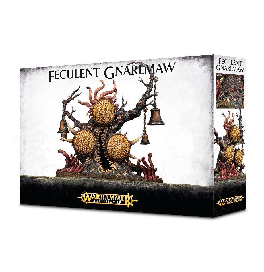 Feculent Gnarlmaw Nurgle Terrain Terrain GW Warhammer Age of Sigmar Chaos
