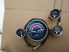 MF Massey Ferguson Tractor Gauges with Counter Clock wise Tachometer + Cable