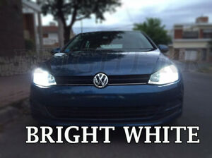 VW-Golf-MK7-2013-Phare-Lampe-ampoules-SUPER-XENON-6500K-Blanc