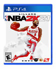 NBA 2K21 -- Standard Edition (Sony PlayStation 4, 2020)