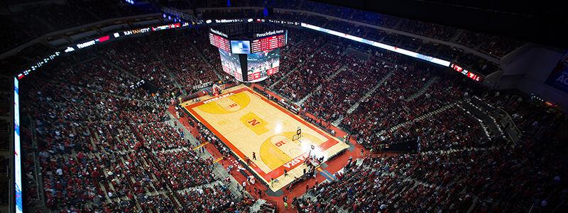Penn State Nittany Lions at Nebraska Cornhuskers Basketball