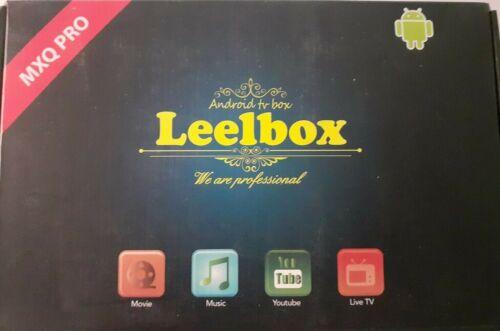 TV Box Leelbox MXQ PRO Smart Android TV Box 2GB 16 Rom