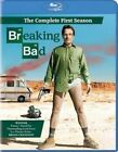 Breaking Bad Complete First Season 0043396347175 Blu Ray Region a