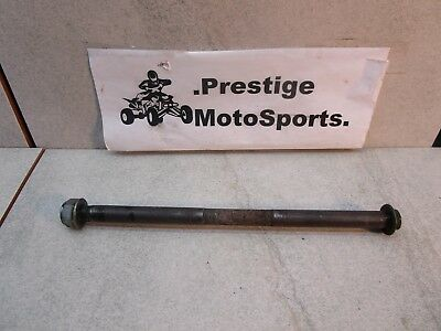 New OEM Honda Swingarm Pivot Bolt Nut TRX450R TRX 450 ER Swingarm Bearing kit