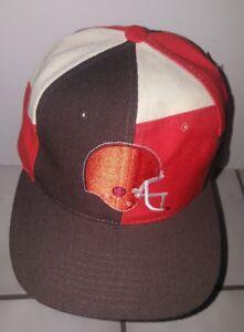 Image is loading Cleveland-Browns-NFL-Vintage-Snapback-Hat-Cap-Drew- 90fcd2a45