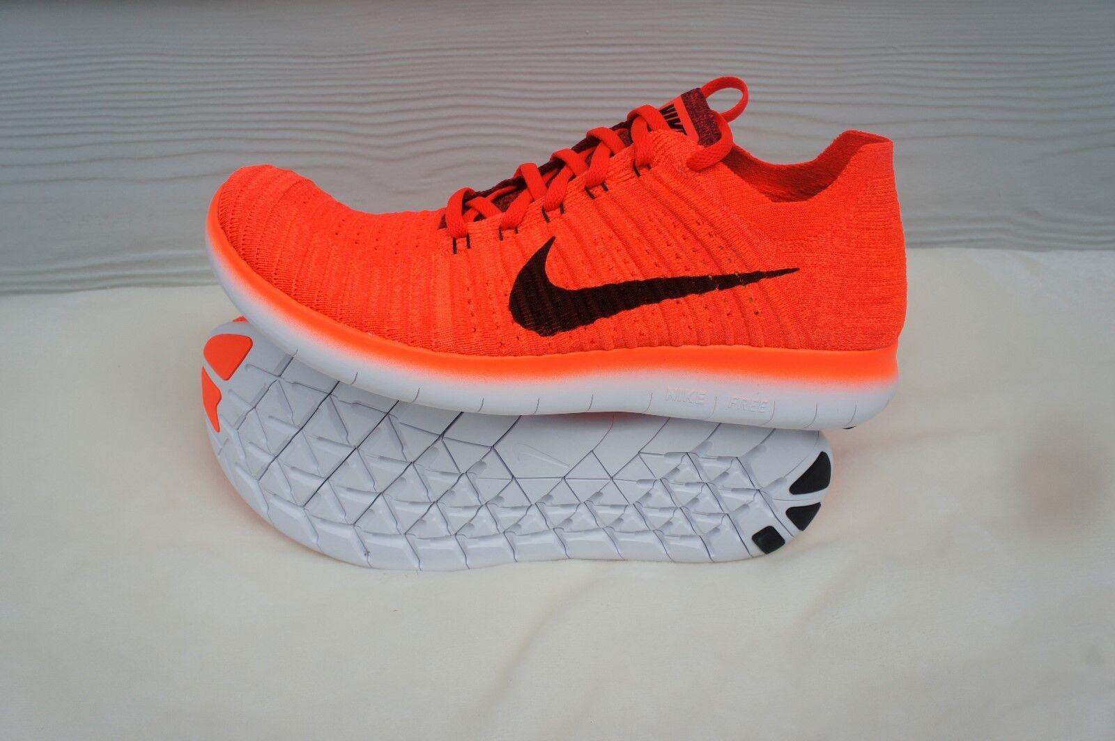 New Nike MENS FREE RN FLYKNIT SZ 10.5
