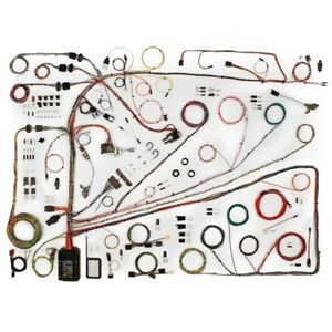 1962 65 ford fairlane classic update american autowire wiring msd ignition wiring harness image is loading 1962 65 ford fairlane classic update american autowire