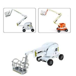 1-87-Druckguss-Fahrzeug-Spielzeug-Hubarbeitsbuehne-LKW-Bau-Auto-Modell-Spielzeug