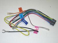 Alpine Cda-7892 Wire Wring Harness A3