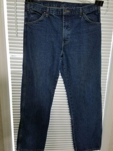 hommes pour 32 Pantalon délavage en 36 X moyen à coton Dickies taille 7Fq0wUaq