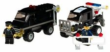 POLICE 4WD and UNDERCOVER VAN, LEGO World City 7032, NEW in Factory Bags!