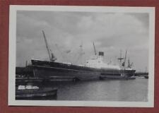 'Romanic'   Royal Albert Dock, London  1959 photograph qa.206