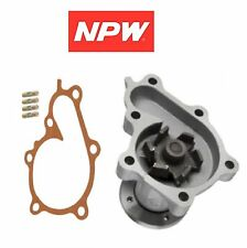 NPW Engine Water Pump for Nissan 300ZX 1984-1985 1987-1989