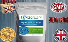 Acido ialuronico 30 Pillole Premium Qualità UK prodotto salute generale, Assistenza comune