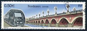 Stamp // Timbre France Oblitere N° 3661 Bordeaux Grandes VariéTéS