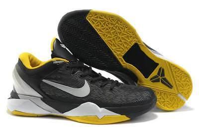 Nike Zoom Kobe VII SUPREME Sneaker Gr:49,5 US:15 Basketball Schuhe Jordan Black | eBay