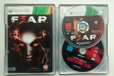 F3ar   Fear 3   Steelbook   + Film   Xbox 360   gebraucht in OVP mit Anleitung