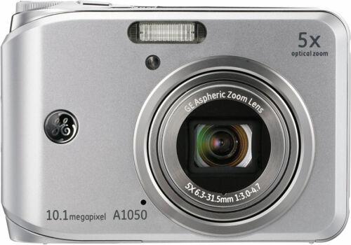 General Imaging ge a1050 cámara digital (10,1 megapíxeles, 5-especializada opt. zoom, plata