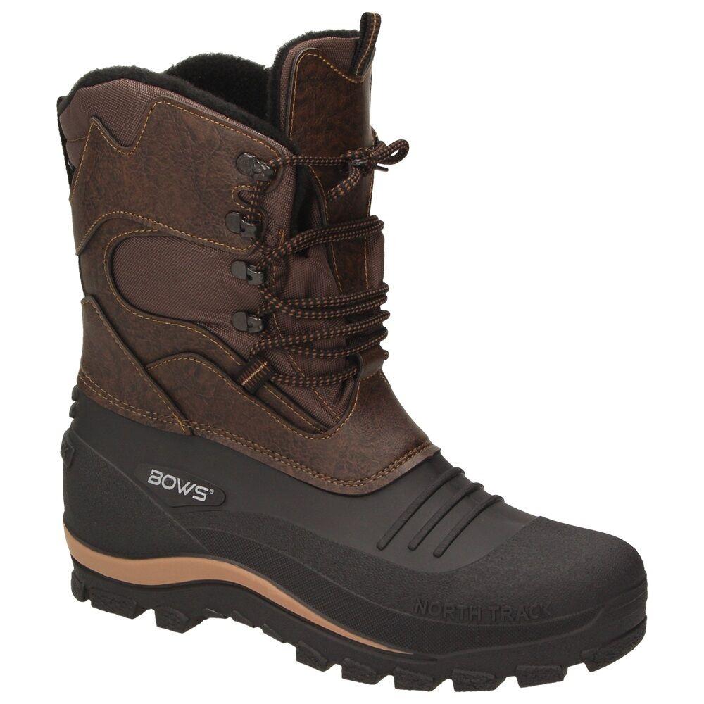 BOWS® Schneeschuhe KARL Herren Jungen Schuhe Winter Boots Stiefel Halbschaft