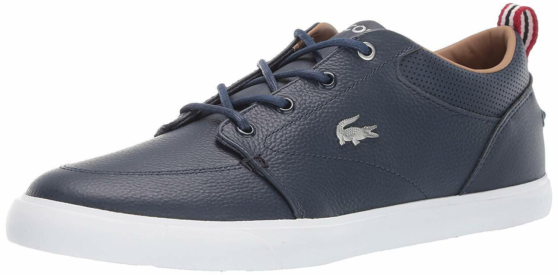 Lacoste BAYLISS 119 1 U Navy White Men's Fashion Sneakers 37CMA0073092