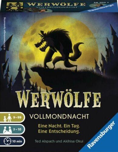 Ravensburger 267033 loups garous pleine lune