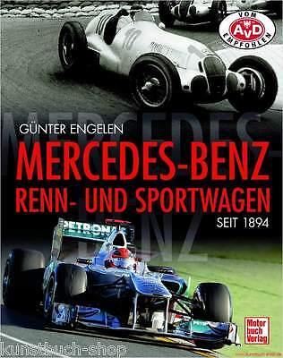 Fachbuch Mercedes-benz Renn- Und Sportwagen Seit 1894, Silberpfeile, Statt 69€