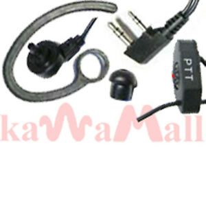 MOTORCYCLE-Ear-Bone-Mic-Transducer-for-KENWOOD-Radio