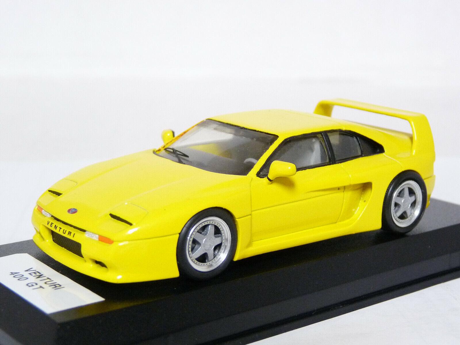 Provence MOULAGE K843 1 43 1994 400GT Venturi hecho a mano modelo de resina kit de coche