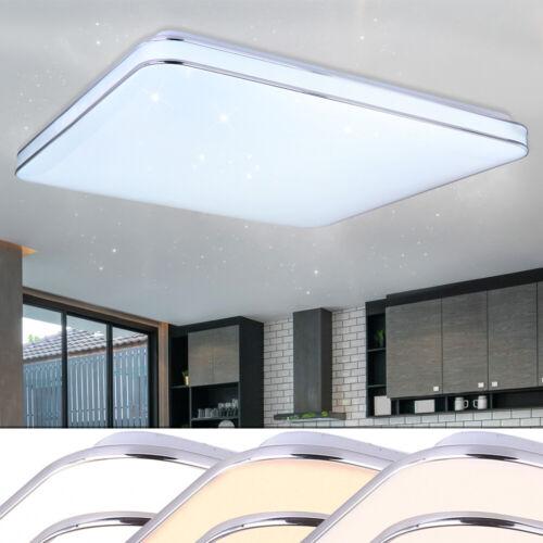 LED Decken Lampe Leuchte Fernbedienung Dimmbar Nachtlicht Farben Fixierbar