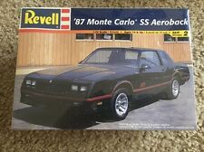 1987 Monte Carlo SS 87 88 Sealed USA Made!! Vintage Aeroback Aerocoupe