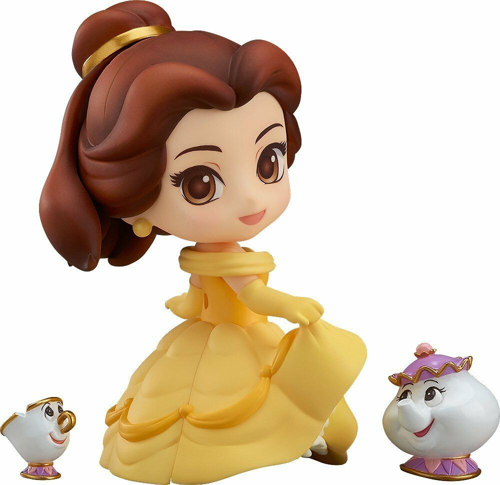 Good Smile Company Beauty and the Beast Belle Nendoroid Action Figure