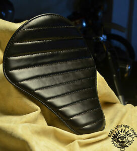 Solo Bobber Siège Taille Xl Custom Hachoir Harley Softail Sporster Schadow Etc