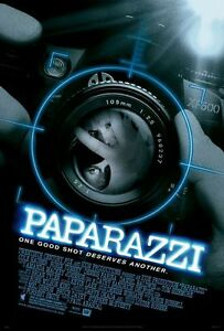 Paparazzi-DVD-2005-Disc-Only-Cole-Hauser-Robin-Tunney-Dennis-Farina