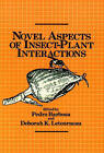Novel Aspects of Insect/Plant Interactions by John Wiley and Sons Ltd (Hardback, 1988)