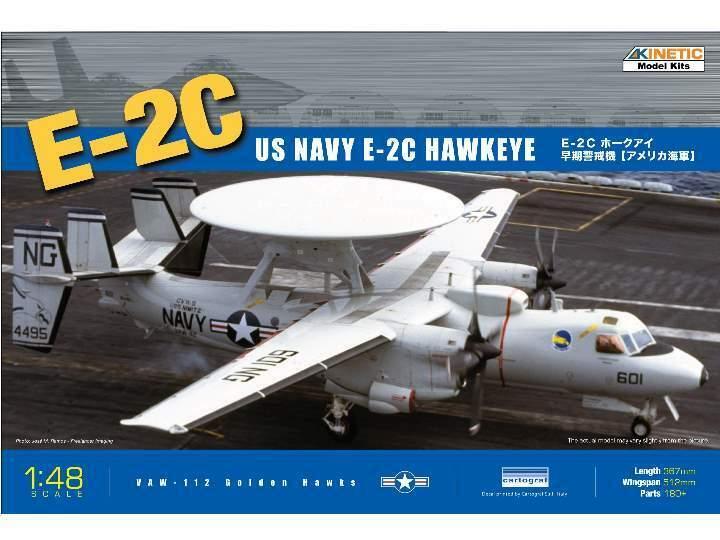 Kinetisk 1  48 E -2C Hawkeye USA
