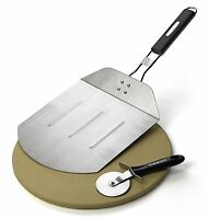cuisinart pizza grilling set cps 445