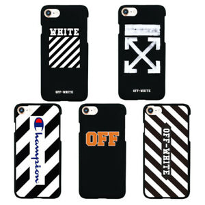 superior quality e78fa 15918 Details over OFF WHITE Virgil Abloh iPhone Case for iPhone 5 6 7 8 Plus -  Off White Case
