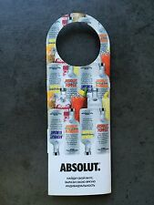 Absolut vodka Flavor día from Kazakhstan * New & collectors mint * Extreme Rare
