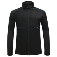 Mens Cycling Clothing Jersey Long Sleeve Bike Coats Windproof Outdoor Jacket