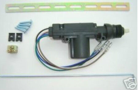 Central door locking motor //solenoid// five wire