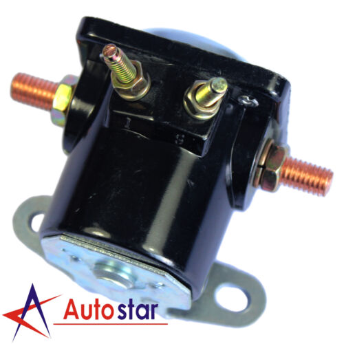 New Starter Solenoid Relay SW-3 For Ford Jeep Lincoln Mercury 1958-1991