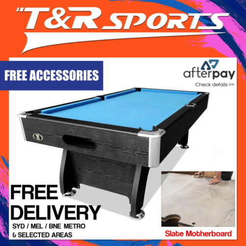 7ft luxury slate pool table