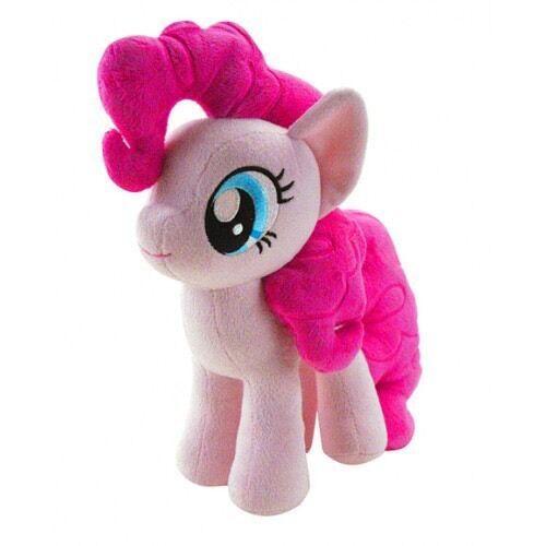 ae8ec6bcb44 My Little Pony Pinkie Pie 10.5 Plush Hasbro 4th Dimension Entertainment for sale  online