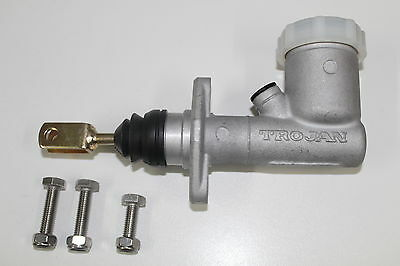 TROJAN 3/4'' trailer brake master cylinder for coupling hydraulic brakes parts