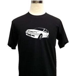 vw golf gti mk4 t shirt ebay. Black Bedroom Furniture Sets. Home Design Ideas