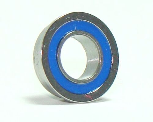 Rubber Sealed Bearing 1//8x5//16 x9//64 Flanged 10 pcs CRC Associated 1:12 RC12