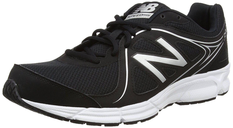 New Balance 390 M390 BW2 M390BW2 Running Chaussures hommes - noir / blanc Width 4E