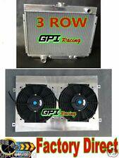 RADIATOR +Shroud&FAN 1967-1970 Ford Mustang / Mercury Cougar/XR7/Torino 68-1969