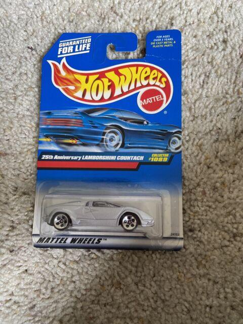 Loose Multi-Pack /'97 Lamborghini Countach HOT WHEELS 3 PACK