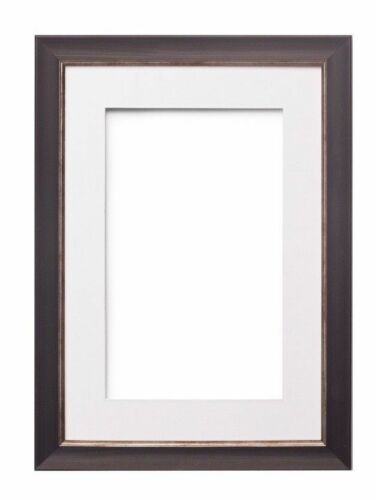 SC1 25 mm Photo Poster Frame With Mount Shabby Chic Instagram Square Range